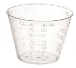 measuring cup calibrated 1oz 30ml