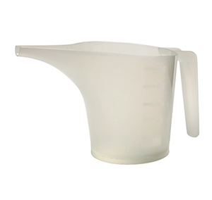 funnel pitcher 2 cup