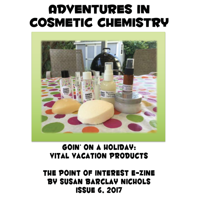 Goin' on a Holiday: Vital Vacation Products e-Zine