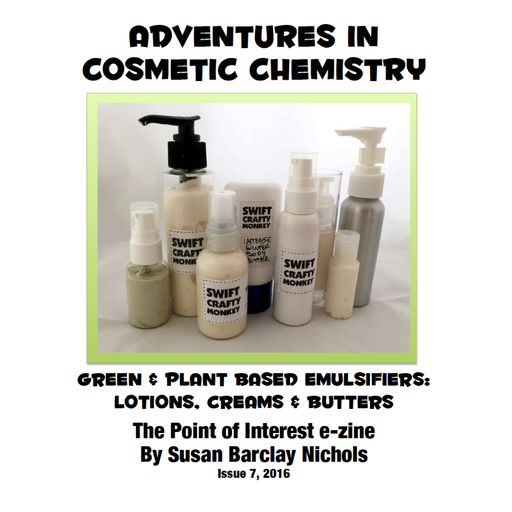 Green & Plant Based Emulsifiers: Lotions, Creams & Butters e-Zine