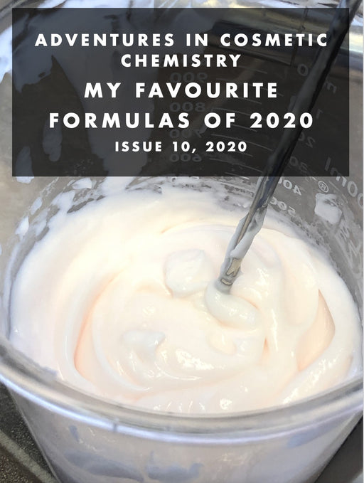 My Favorite Formulas of 2020