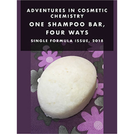 One Shampoo Bar Four Ways e-Zine