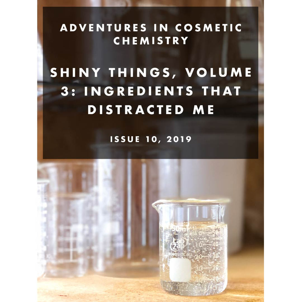 Shiny Things, Volume 3: Things That Distracted Me