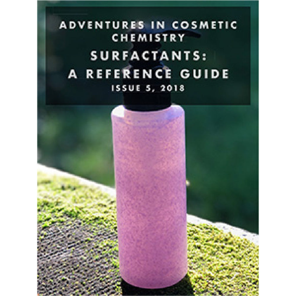 Surfactants: A Reference Guide - e-Zine