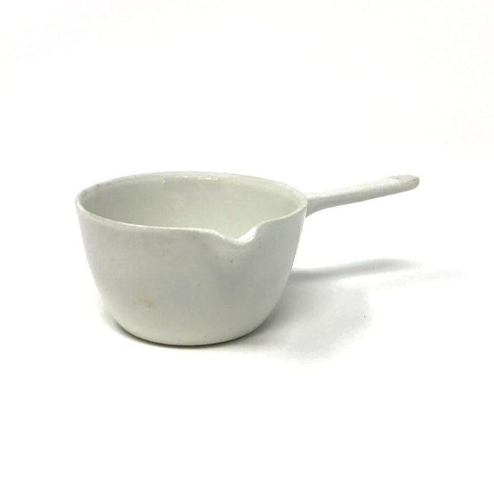 Porcelain Dish with Handle