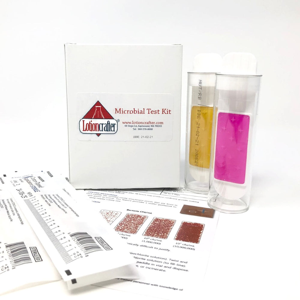 Microbial Test Kit, 4 Pack