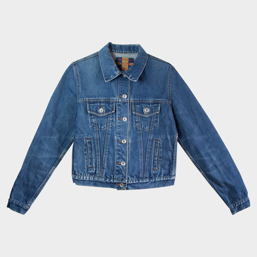 Chaqueta Denim Slim fit