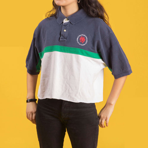 Polo crop top Tommy Hilfiger
