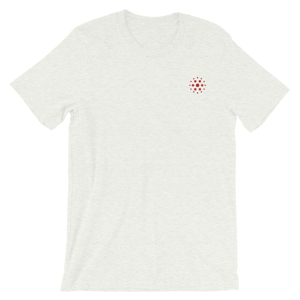 Embroidered Open Orbit T-Shirt