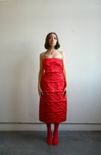 Load image into Gallery viewer, Saffron quilted dress