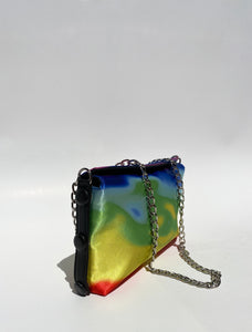 COLORFUL SATIN BAG