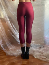 Load image into Gallery viewer, Rose belt midi tights