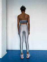 Load image into Gallery viewer, Gray Yorgan Belt Maxi Tights
