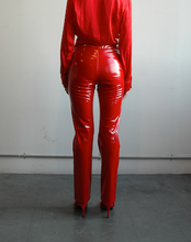 Load image into Gallery viewer, Red latex bottom