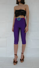 Load image into Gallery viewer, Purple Midi tights