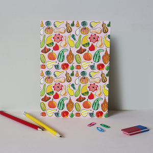 Gourds A5 Notebook