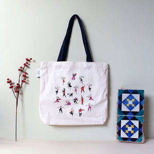 Dancers Shopper Bag