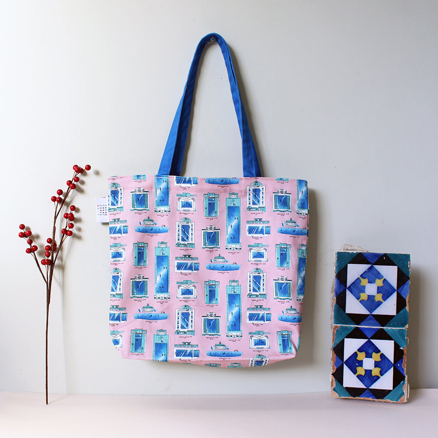 Lidos of London Shopper Bag