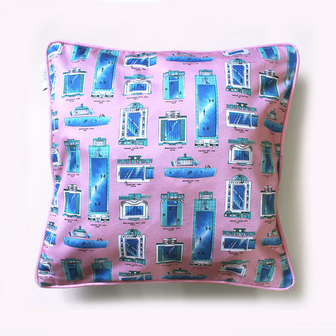 Lidos of London Cushion