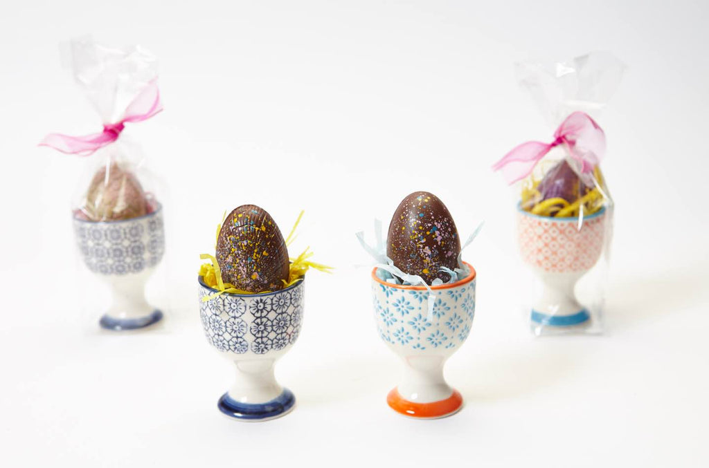 Gourmet Chocolate Eggs