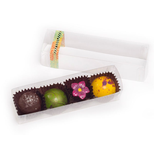 Bountiful 4-piece Chocolate Caramel Assortment