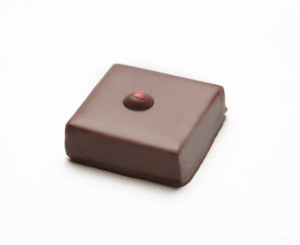 Chipotle Chocolate Confection - Smoked jalapeño pepper, rich in flavor will transport you to Central and Southern Mexico. Dark chocolate.