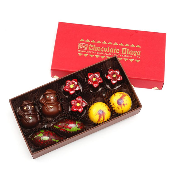 Holiday Chocolates 10-piece Assortment