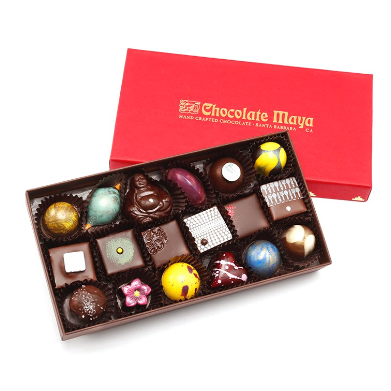 Curio 18-piece Chocolate Assortment