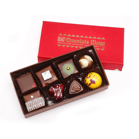 Curio 8-piece Chocolate Assortment