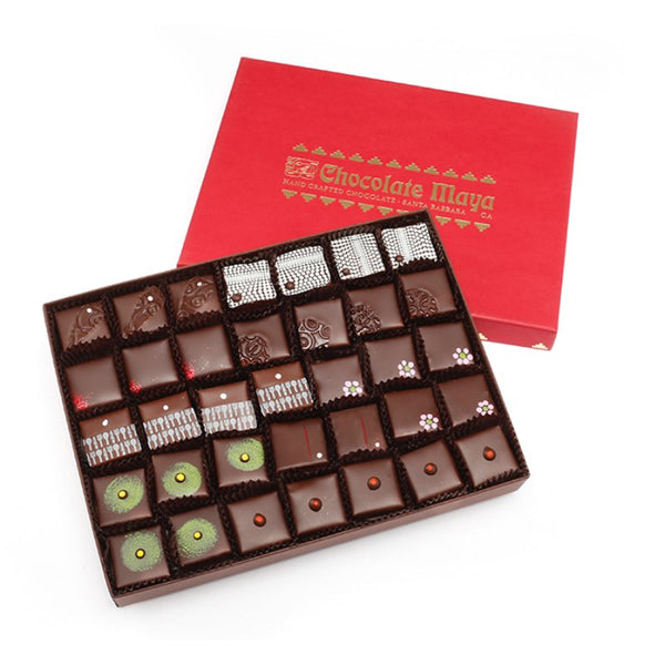 Purist 35-piece Chocolate Assortment