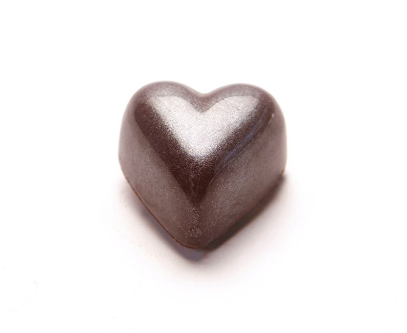 Pure Vanilla Chocolate Confection - Pure Vanilla, honey and dark milk Venezuelan chocolate a creamy dream. (Seasonal)