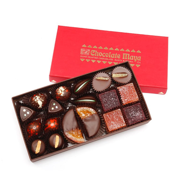 Vegan 18-piece Chocolate Assortment