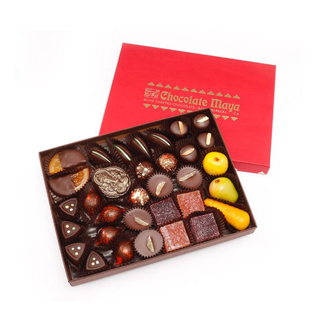 Vegan 33-piece Chocolate Assortment