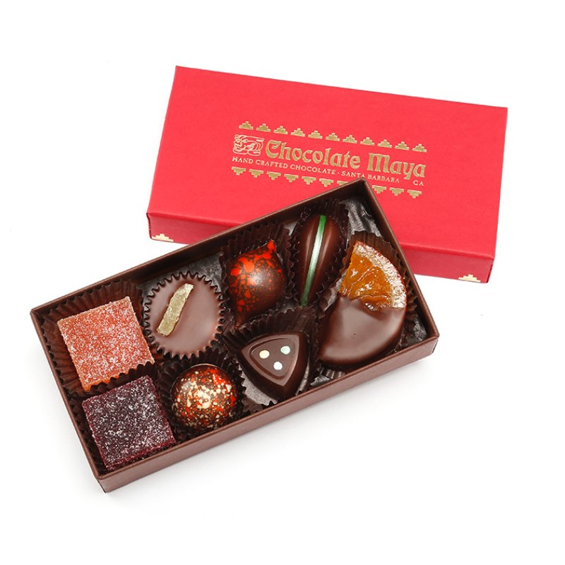 Vegan 8-piece Chocolate Assortment