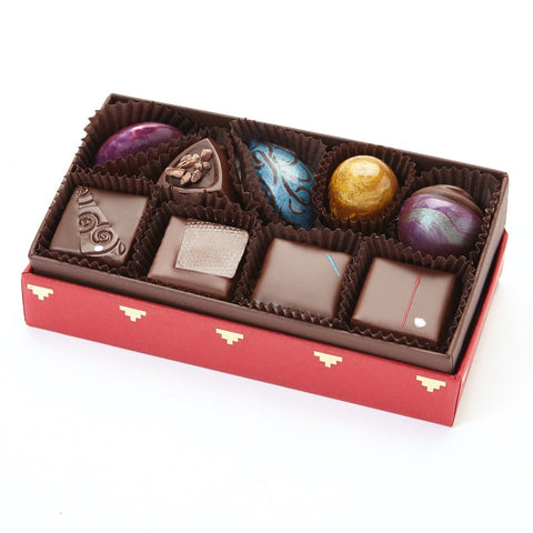SpeakEasy Box of 9 chocolates