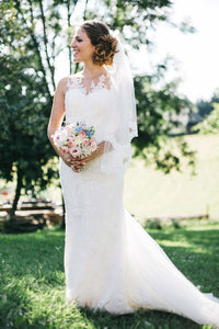 romantic-lace-wedding-dress-with-a-fabulous-train