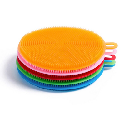 Lot de 3 Éponges en silicone