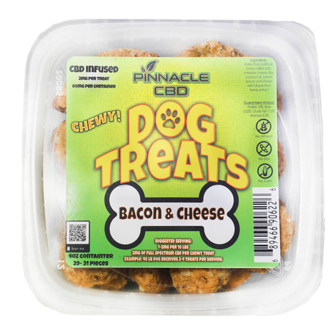 Dog Treats 4oz 60mg