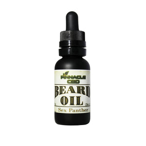CBD Beard Oil - Sex Panther