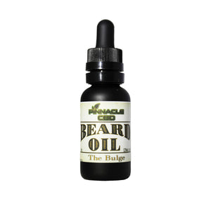 CBD Beard Oil - The Bulge