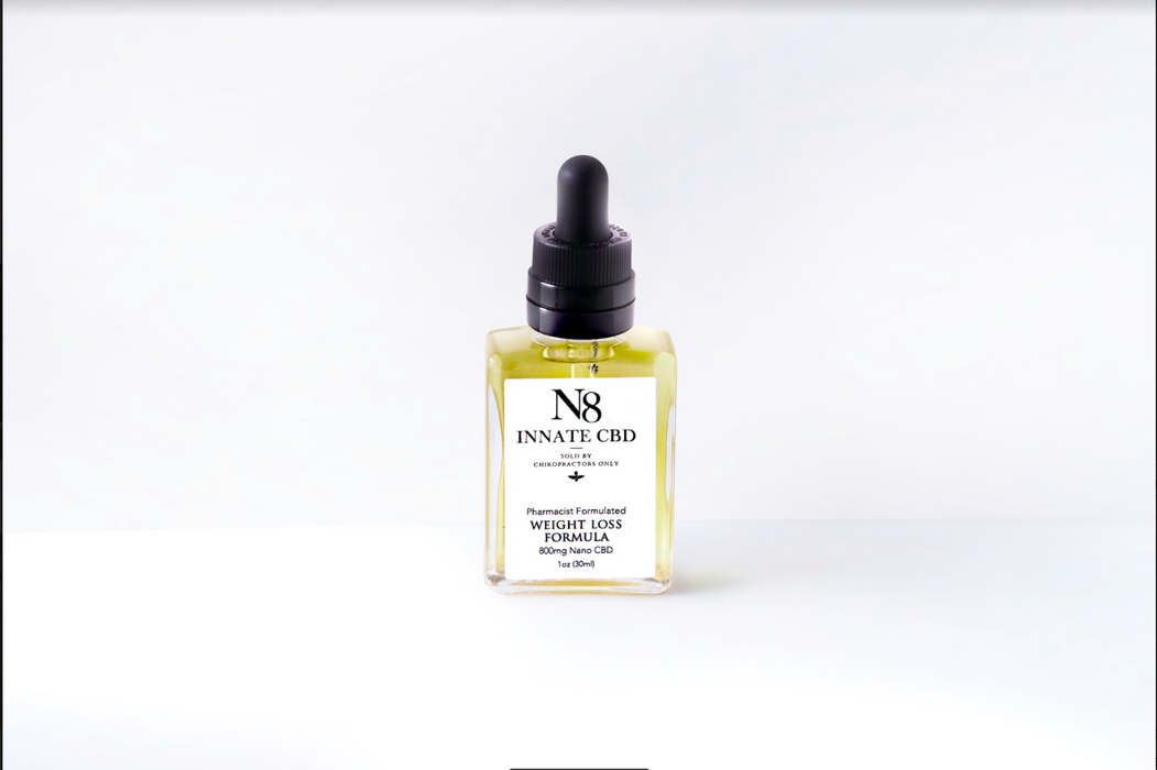N8-CBD Weight Loss Tincture