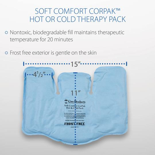 Soft Comfort CorPak Hot & Cold Therapy Packs