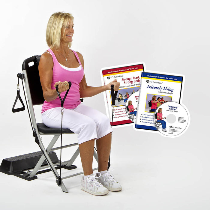 The Resistance Chair – Seated Exercise Chair System