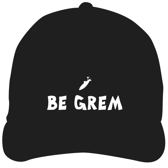 STONE GREMMY BRAND ~ BE GREM ~ HAT