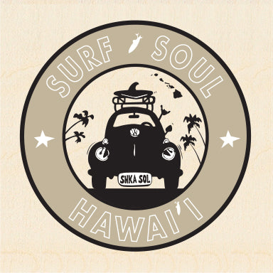 HAWAII ~ SURF SOUL ~ BUG ~ 6x6