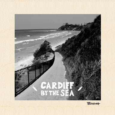 CARDIFF BY THE SEA ~ THE RAMP ~ 6x6