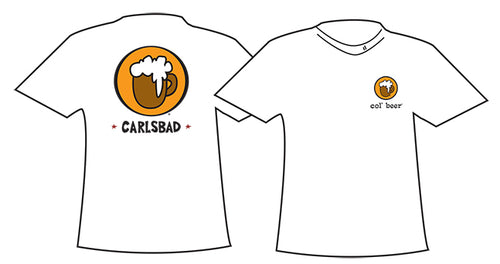 CARLSBAD ~ COL BEER CLASSIC LOGO