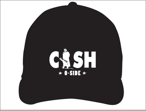 JOHNNY CASH ~ CASH ~ O-SIDE ~ HAT