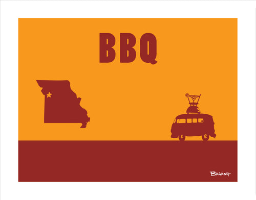 KANSAS CITY ~ CATCH A GRILL ~ BBQ