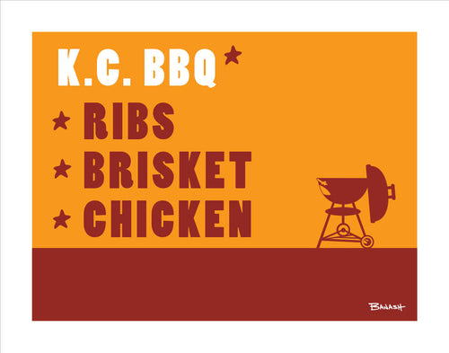 KANSAS CITY ~ CATCH A GRILL ~ K.C. BBQ